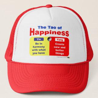 幸福のタオ キャップ