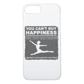 幸福のダンスを買うことができません iPhone 8/7ケース