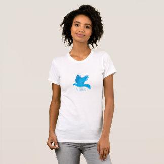 幸福のブルーバード Tシャツ