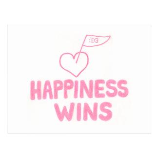 幸福の勝利 ポストカード
