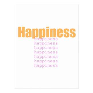 幸福の単語 ポストカード