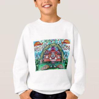 幸福の城 スウェットシャツ
