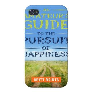 幸福の本のiPhoneの場合の追求 iPhone 4 Cover