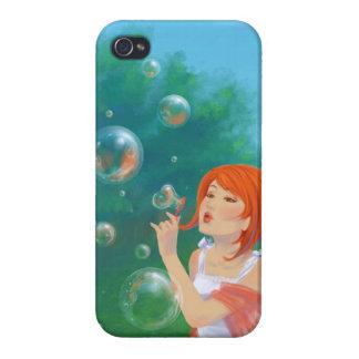 幸福の泡 iPhone 4 CASE