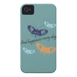 幸福の蝶 Case-Mate iPhone 4 ケース