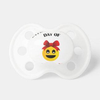 幸福の記念する日の国際的な日 おしゃぶり