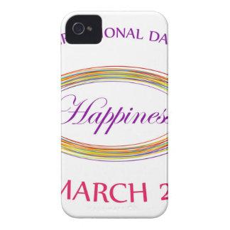 幸福の記念する日3月20日の日 Case-Mate iPhone 4 ケース