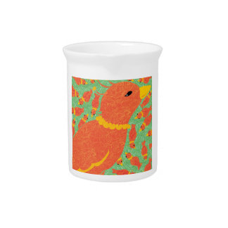 幸福の赤い鳥 ピッチャー