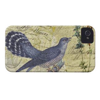 幸福の青い鳥 Case-Mate iPhone 4 ケース