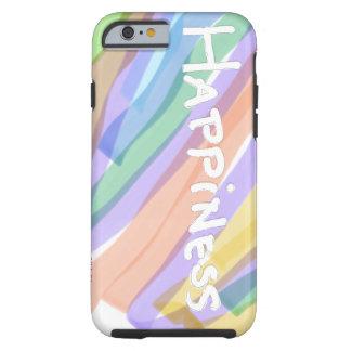 幸福のiPhone 6/6sの堅い場合 ケース