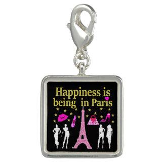 幸福はパリにあっています チャーム