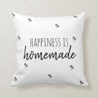 幸福は手製の枕です クッション