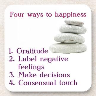 幸福への4つの方法 コースター