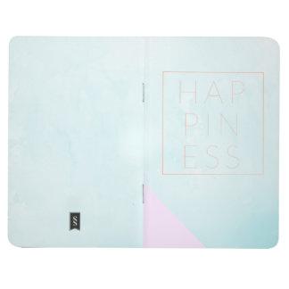 「幸福」の小型ジャーナル ポケットジャーナル