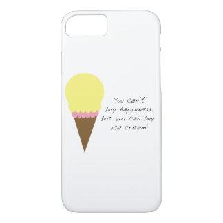 幸福(アイスクリーム)を買うことができません iPhone 8/7ケース