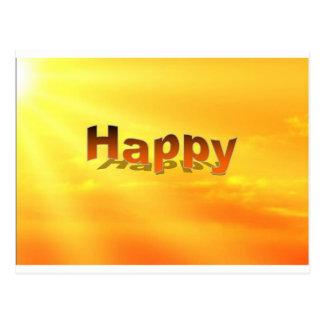 幸福 ポストカード