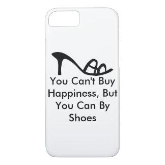 幸福(靴)を買うことができません iPhone 8/7ケース