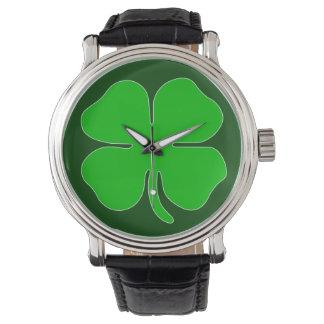 幸運なアイルランド人の腕時計 腕時計