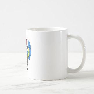 幸運なオオタマオシコガネ コーヒーマグカップ