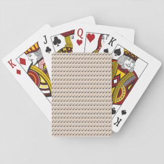 幸運なカルマによるカードを遊ぶこと トランプ