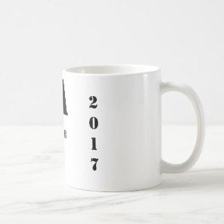 幸運なカルマによるマグの幸せな労働者の日 コーヒーマグカップ