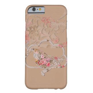 幸運なトラ|の電話カバー BARELY THERE iPhone 6 ケース