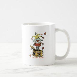 幸運なマグ コーヒーマグカップ