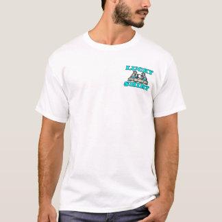 幸運なワイシャツ-遊ぶべき双方にとって好都合への演劇-ブラックジャック Tシャツ