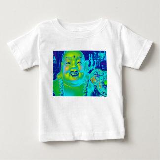 """""""幸運な仏"""" ベビーTシャツ"""