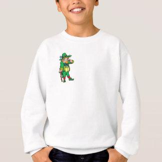 幸運な小妖精 スウェットシャツ