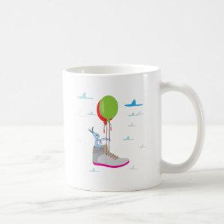 幸運な旅行 コーヒーマグカップ