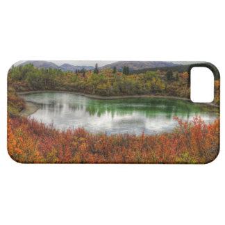 幸運な湖 iPhone SE/5/5s ケース