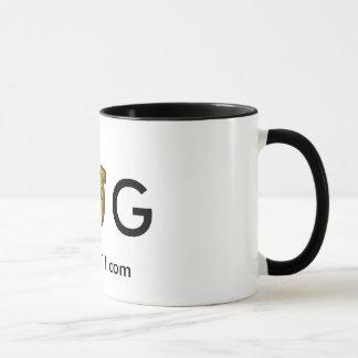 幸運な物 マグカップ