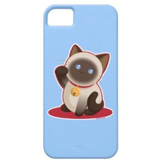 幸運な猫 Case-Mate iPhone 5 ケース