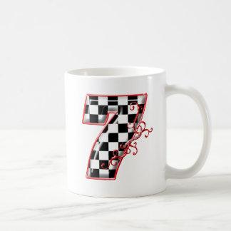 幸運な競争第7 コーヒーマグカップ
