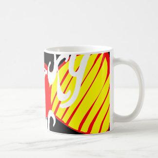 幸運な1つ コーヒーマグカップ