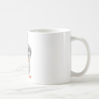 幸運なFeelinか。 コーヒーマグカップ