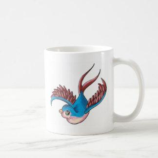 幸運のすずめ コーヒーマグカップ
