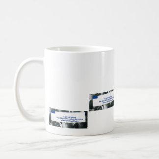 幸運の失敗 コーヒーマグカップ