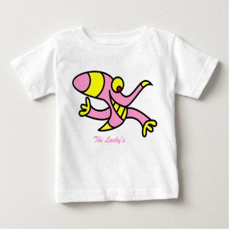 幸運の ベビーTシャツ
