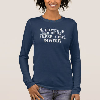 幸運極度のクールなナナがあるため Tシャツ