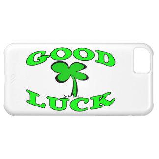 幸運4の葉のクローバー iPhone5Cケース
