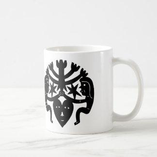 幸運 コーヒーマグカップ