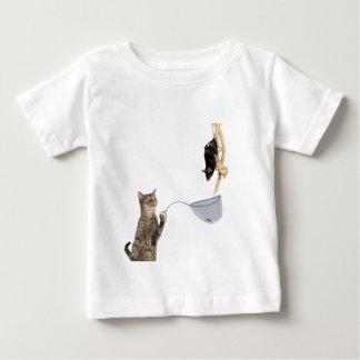 幸運 ベビーTシャツ