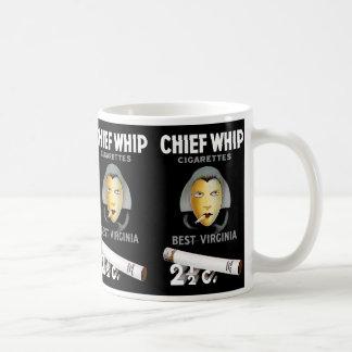 幹事長のタバコ コーヒーマグカップ