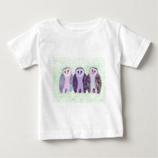 幻のフクロウ ベビーTシャツ