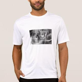 幻影の男性MicrofiberのTシャツ Tシャツ