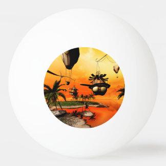幻想の世界 卓球ボール