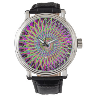 幻覚世界 腕時計