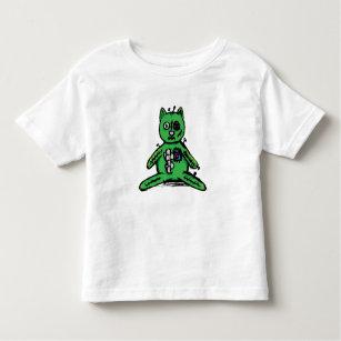 幼い子供のための子猫のパート2ワイシャツにヴードゥー教の呪いをかけて下さい! トドラーTシャツ